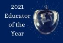 2021 Educator of the Year