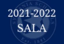 SALA Enrollment Deadline 8/6/21