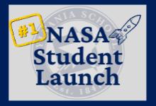 NASA Student Launch National Champions