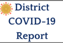 District COVID-19 Report