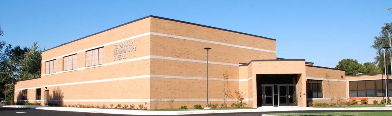 Stranahan Elementary School Exterior