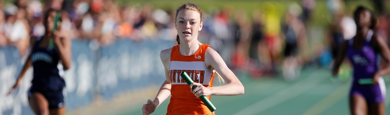 Southview Student Running Track