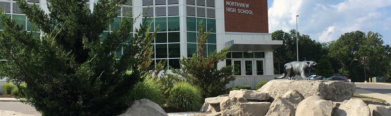 Northview High School Exterior