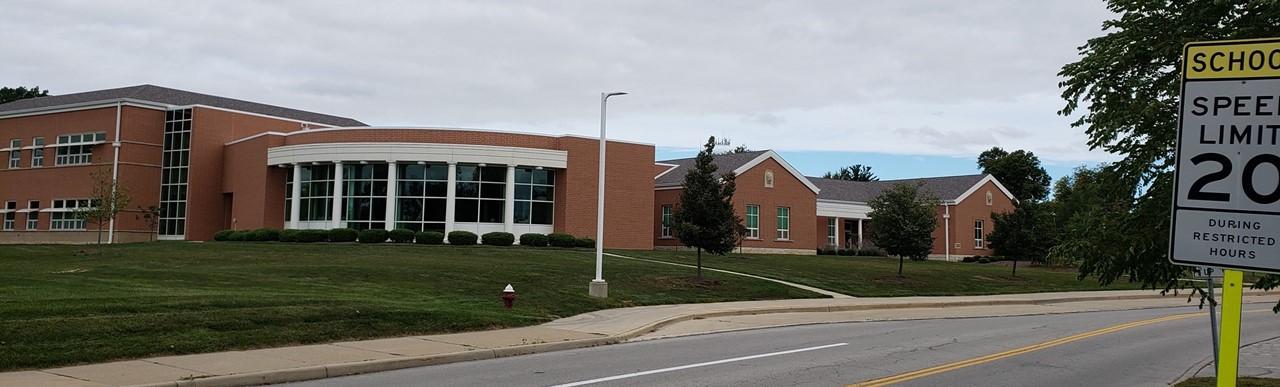 Maplewood Elementary exterior