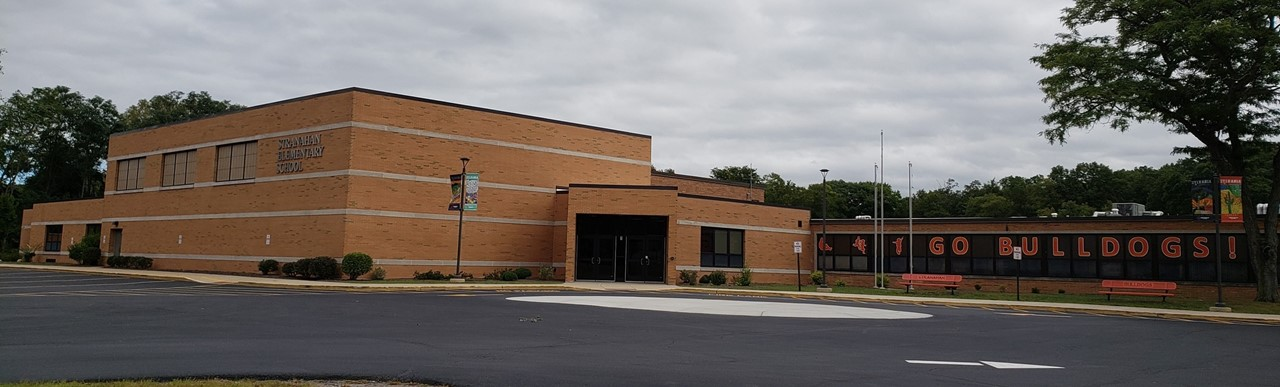 Stranahan Elementary Exterior