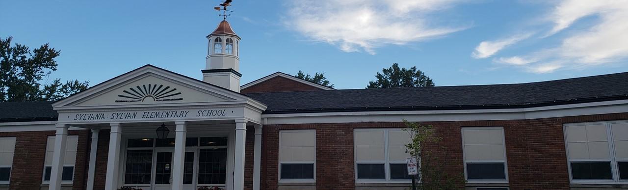 Sylvan Elementary Exterior