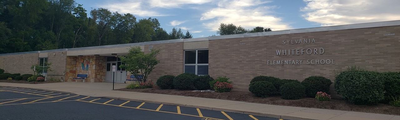 Whiteford Elementary Exterior