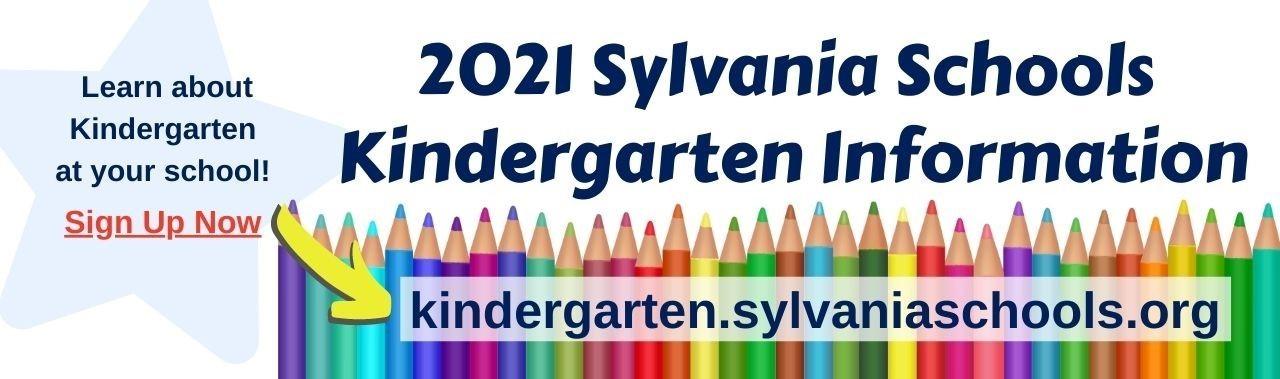 Kindergarten Information Night Graphic