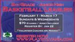 Basketball grades 5-8